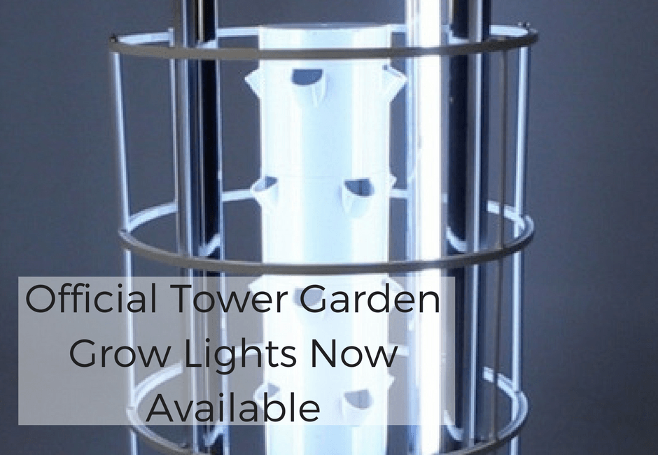 Official Tower Garden Grow Lights
