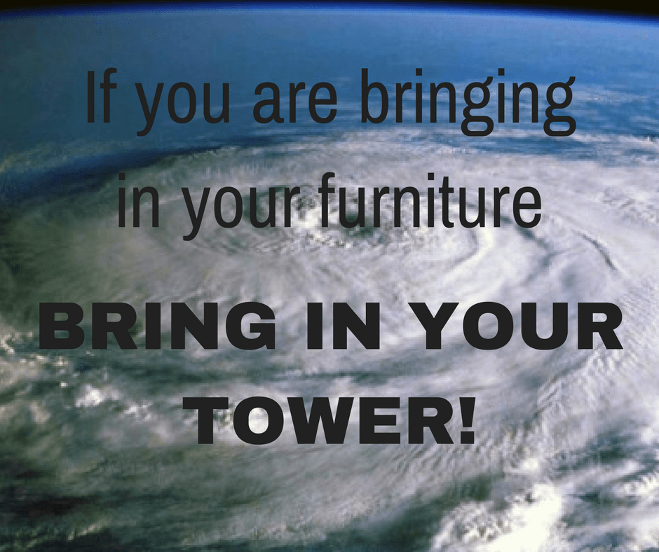 Bring in your Tower
