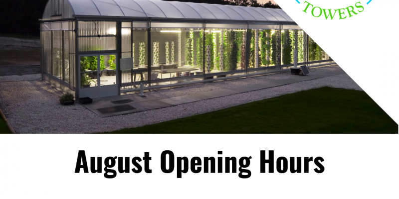 Eustis August Hours