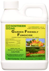 Garden Friendly Fungicide